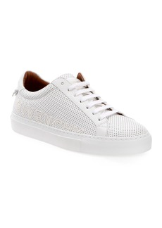 Givenchy Urban Street Perforated Low Sneakers