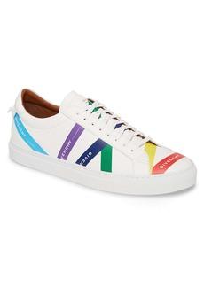 Givenchy Urban Street Rainbow Tape Sneaker (Men)