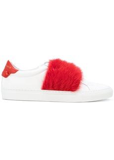 Givenchy Urban Street slip-on sneakers - White