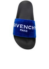 b7e759ce4987 Givenchy Givenchy Velvet Slides