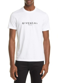 Givenchy Vintage Logo T-Shirt
