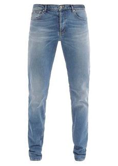 Givenchy Washed slim-leg jeans