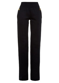 Givenchy Wide-leg jersey trousers