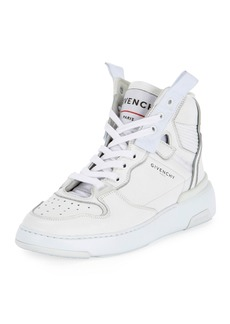 Givenchy Wing High-Top Sneakers