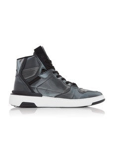 Givenchy Wing Hologram High-Top Sneakers
