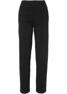 Givenchy Woman Ponte Track Pants Black