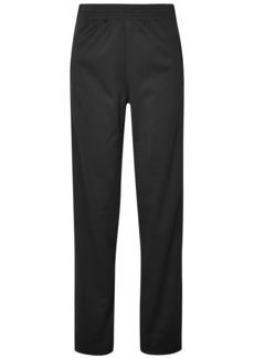 Givenchy Woman Satin-jersey Track Pants Black