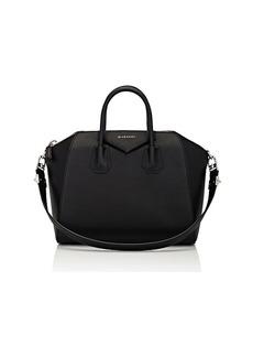 Givenchy Women's Antigona Leather Medium Duffel - Black 001