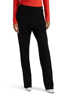 Givenchy Women's Cashmere Drop-Rise Jogger Pants