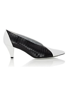 Givenchy Women's Colorblocked Leather Pumps