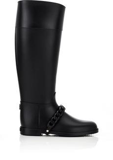 Givenchy Women's Eva Chain Rain Boots