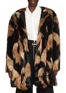 Givenchy Women's Faux-Fur Coat
