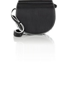 Givenchy Women's Infinity Mini Leather Saddle Bag - Blk, Wht