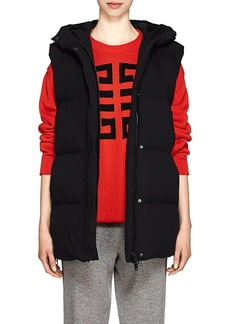 Givenchy Women's Logo-Detailed Hooded Puffer Vest