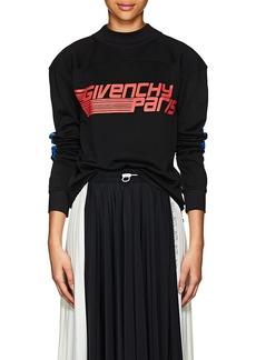 Givenchy Women's Logo-Print Jersey T-Shirt