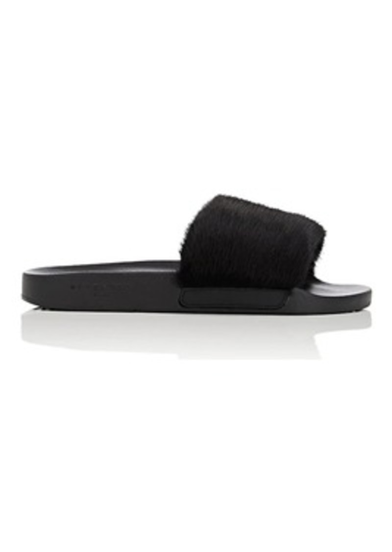 8dd2489d98e SALE! Givenchy Givenchy Women s Mink Fur Slide Sandals