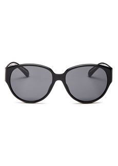 Givenchy Women's Mirrored Round Sunglasses, 57mm