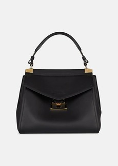 Givenchy Women's Mystic Small Leather Shoulder Bag - Black