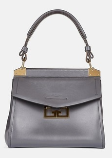Givenchy Women's Mystic Small Leather Shoulder Bag - Gray