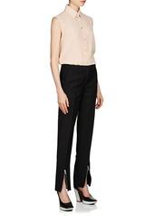 Givenchy Women's Silk Crêpe De Chine Blouse