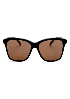 Givenchy Women's Square Sunglasses, 55mm