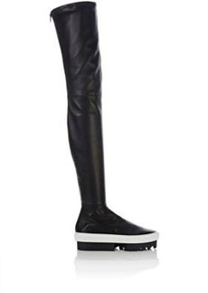 Givenchy Women's Street Over-The-Knee Platform Sneakerboots