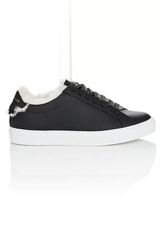 "Givenchy Women's ""Urban Knots"" Leather Sneakers"