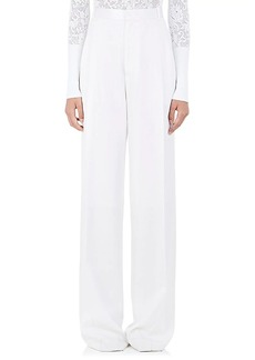 Givenchy Women's Wool Wide-Leg Pants