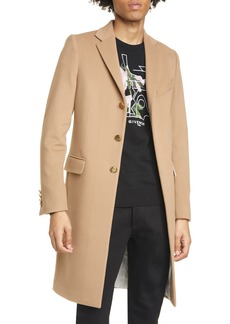 Givenchy Wool & Cashmere Topcoat