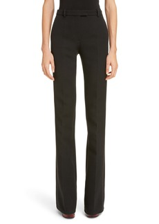 Givenchy Wool Blend Bootcut Trousers