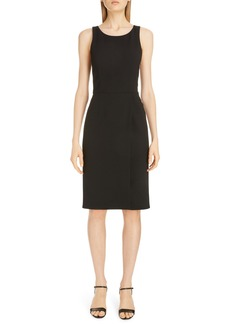 Givenchy Wool Sheath Dress