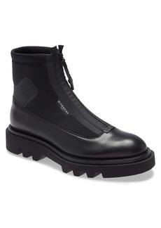 Givenchy Zip Combat Boot (Men)