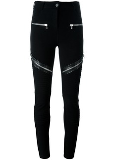 Givenchy zip detail trousers