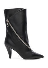 Givenchy Zip Leather Boots