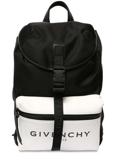 Givenchy Glow-in-the-dark Nylon Backpack