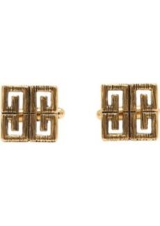 Givenchy Gold 4G Cufflinks