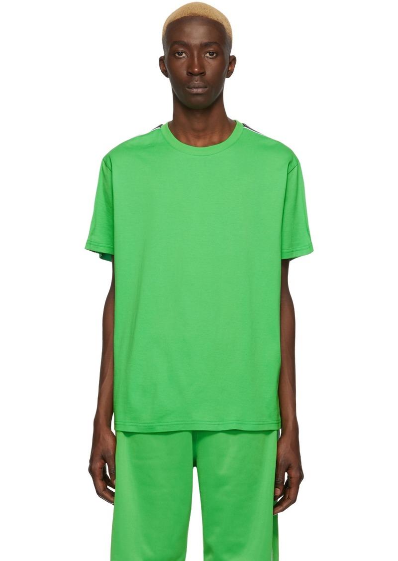 Givenchy Green Elastic Band T-Shirt