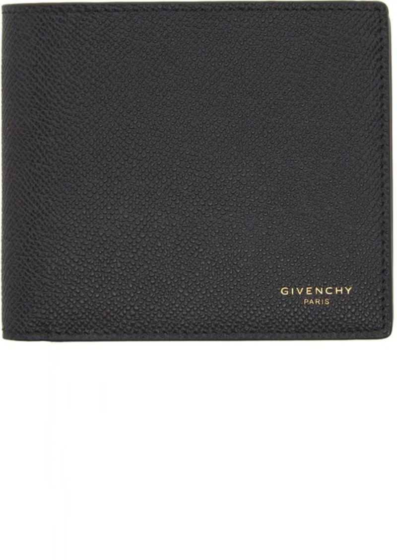 Givenchy Grey Bifold Wallet