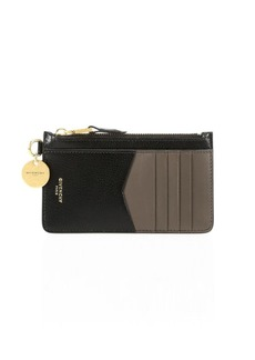 Givenchy GV3 Bicolor Leather Card Case