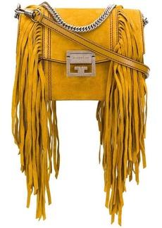 Givenchy GV3 small fringed shoulder bag