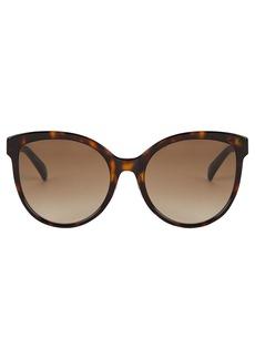 Givenchy Havana Round Sunglasses