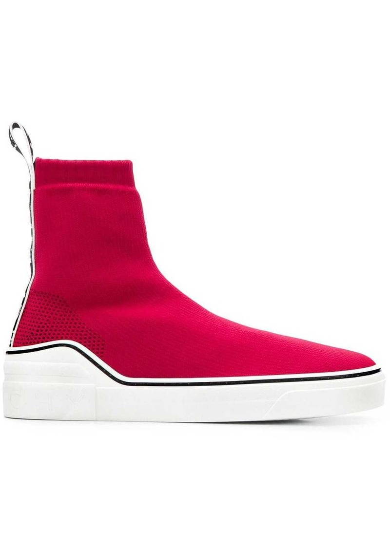 Givenchy hi-top sock sneakers
