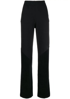 Givenchy high rise track pants