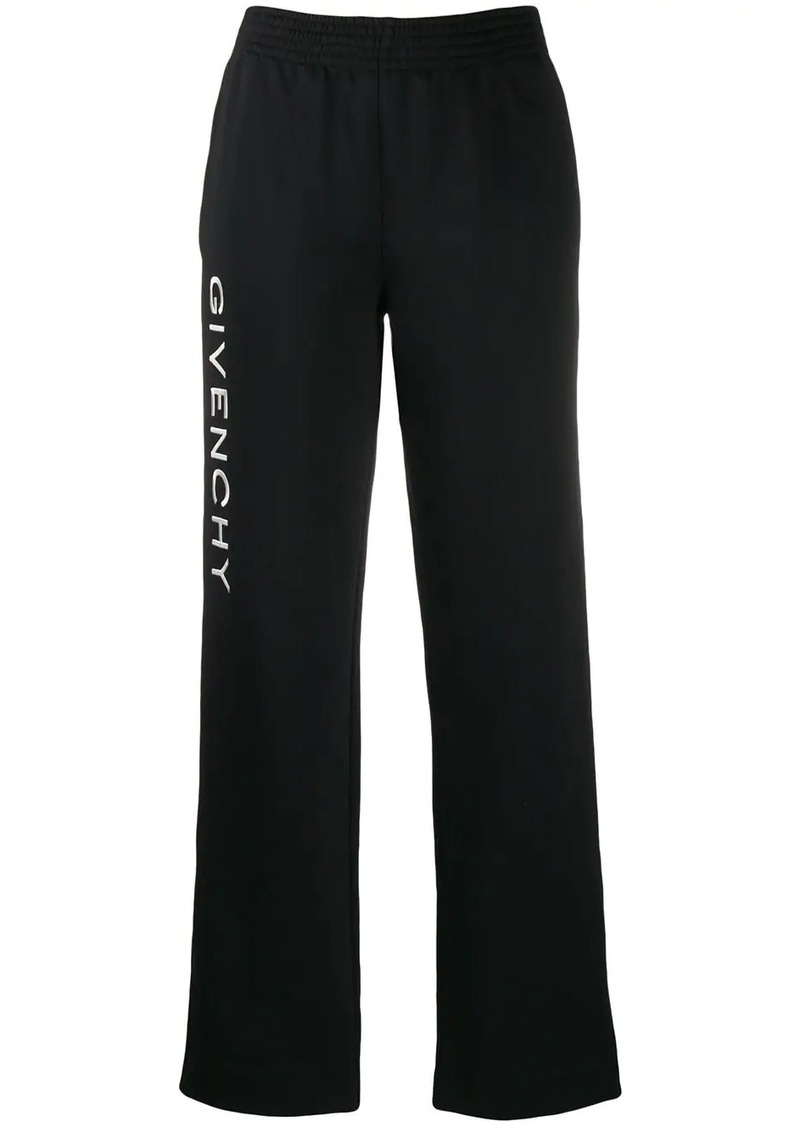 Givenchy high waisted logo trousers