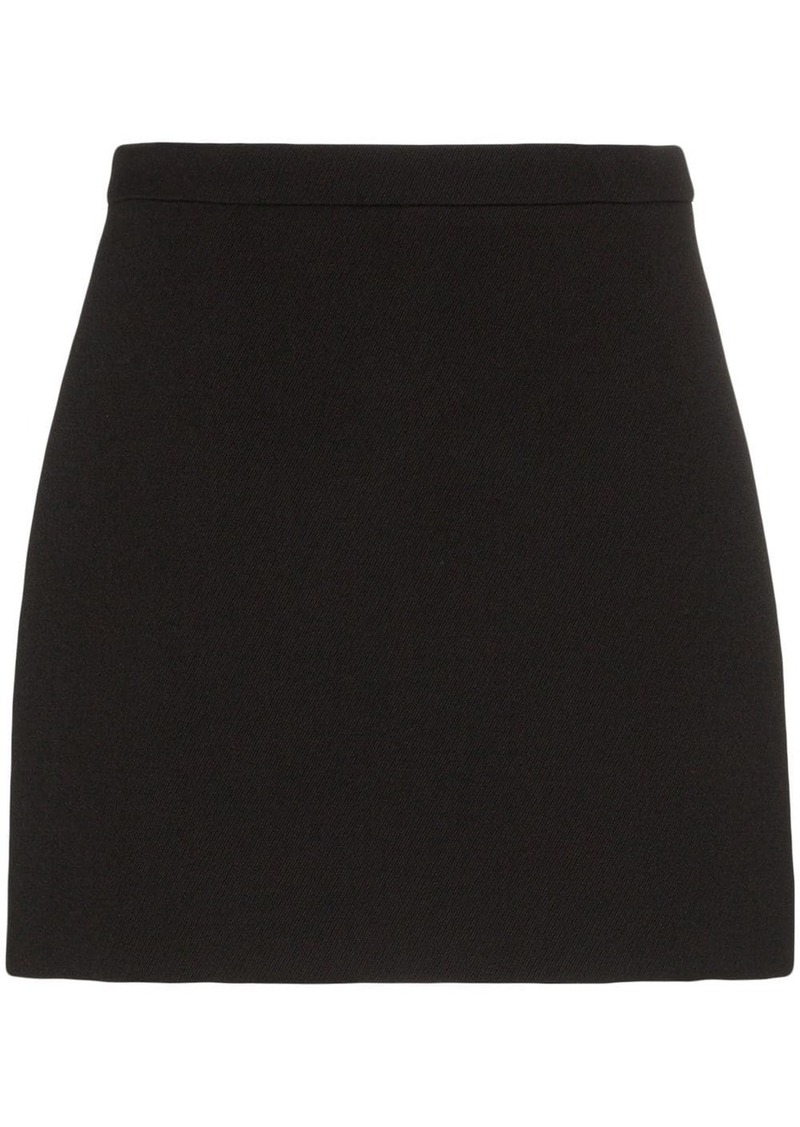 Givenchy high-waisted mini skirt