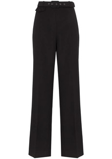 Givenchy high-waisted tailored trousers