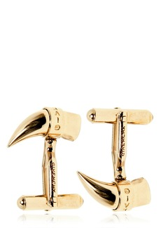Givenchy Horn Shaped Cufflinks