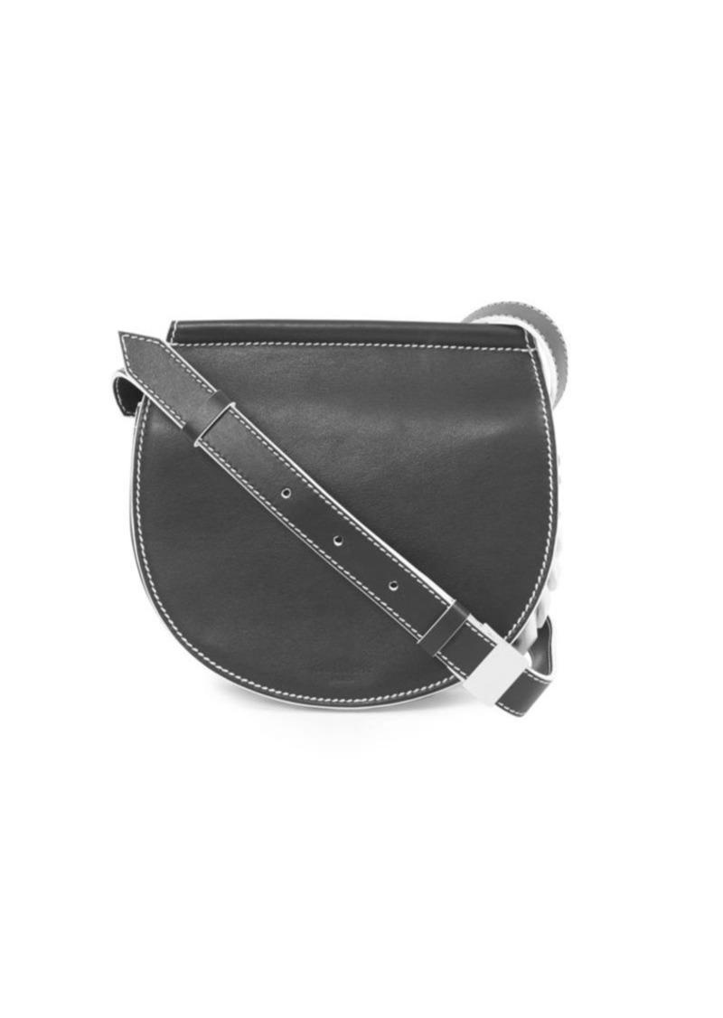 ea7fe983ee Givenchy Infinity Leather Saddle Bag