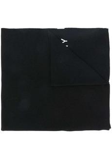 Givenchy intarsia logo scarf