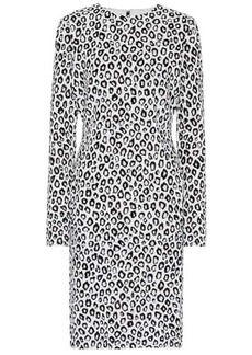 Givenchy Jacquard midi dress